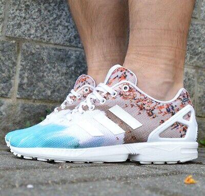 adidas ZX FLUX TORSION Sneaker Schuhe Shoes nmd eqt 750 700 adv pod multiweiss | eBay
