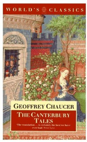 The Canterbury Tales (World's Classics),Geoffrey Chaucer,David Wright