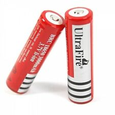2X Ultrafire 3.7V Rechargeable Li-ion Battery 3000mAh