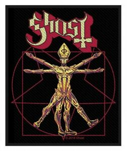 GHOST-Patch-Aufnaeher-The-Vitruvian-Ghost-8x10cm