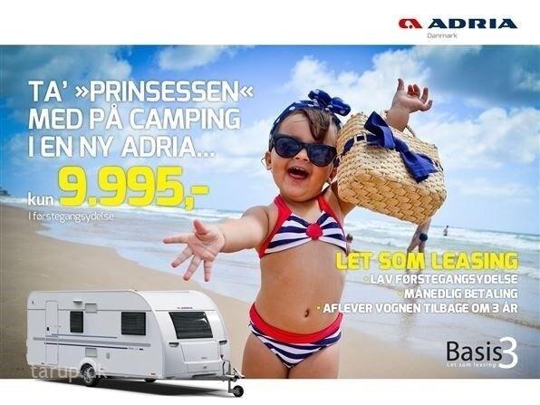 Adria Altea 542 PK, 2018, kg egenvægt 1165