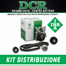 Kit De Distribution Pompe à Eau Ina Volvo C30 16 D Kw 80 Hp 109