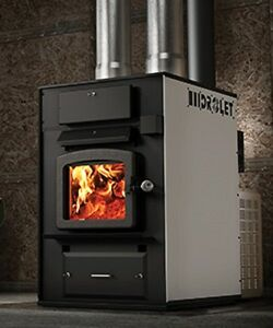 Wood Heater Drolet Tundra Furnace Fireplace Ebay