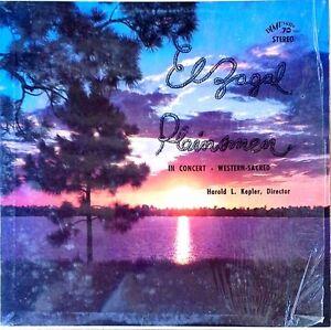 EL-ZAGAL-PLAINSMEN-IN-CONCERT-WESTERN-SACRED-DIMENSION-70-CENTURY-LP