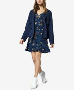 Sanctuary-Harvest-Moon-Floral-Bell-Sleeves-Casual-Dress