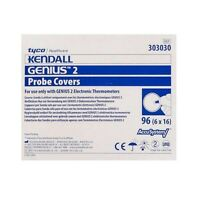 96/bx Kendall Genius 2 Thermometer Probe Covers 303030