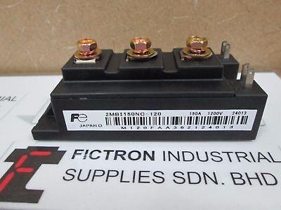 NEW 1PCS 2MBI150NC-120 FUJI IGBT MODULE 2MBI150NC120