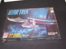 amt star trek cut away uss enterprise ncc 1701 model kit 8790 sj