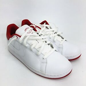 Nike Sneakers 2007 13 white New Red Taglia gHrgq