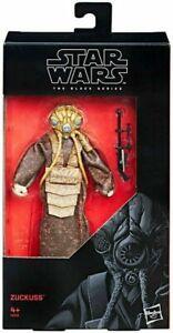 Star Wars The Black Series Zuckuss 6-Inch Figure  In Stock!
