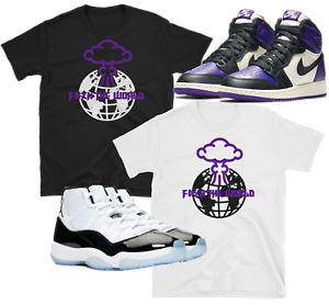 new products 5413b 23a9f Details about Air Jordan Retro 11 Concord Purple Black White