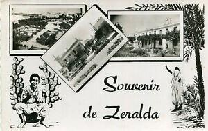 Carte Zeralda Algerie.Details Sur Carte Algerie Souvenir De Zeralda
