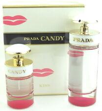 Prada Candy Kiss by Prada 2.7oz.EDP Spray+1oz EDP Spray. New Set in Sealed Box.