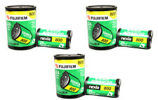 3 Rolls Fuji APS 800 25 Exposure Film Nexia Advantix Advanced Photo System BULK