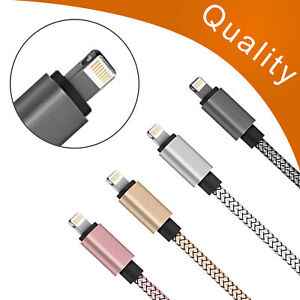 3FT-6FT-10FT-Heavy-Duty-Lightning-USB-Cable-Cord-Charger-For-Apple-iPad-Mini-4-3