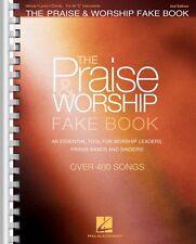 The Praise & Worship Fake Book 2nd Edition Sheet Music for C Instrumen 000160838