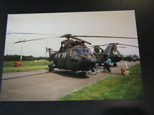 Photo Aérospatiale AS-532U-2 Cougar 2 RNLAF Open Dag KLu Vlb Gilze-Rijen 1997