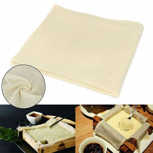 1//2//4//8//16pcs Cotton Tofu Maker Cheese Cloth Soy For Kitchen DIY Pressing Mould