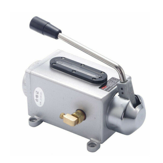 One-Shot Lubrication Y-8 New Manual Pump Oiler for Bridgeport Milling Machine