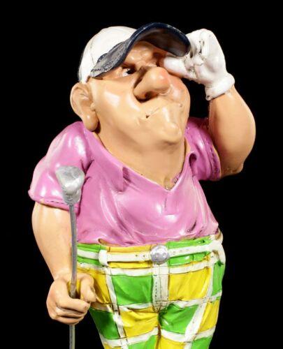 Fore! Geschenk witzig Golfer Spaß Lustige Golfspieler Figur Achtung Ball