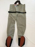 2013 Simms Blackfoot Stockingfoot Waders Size Large retail $199.95