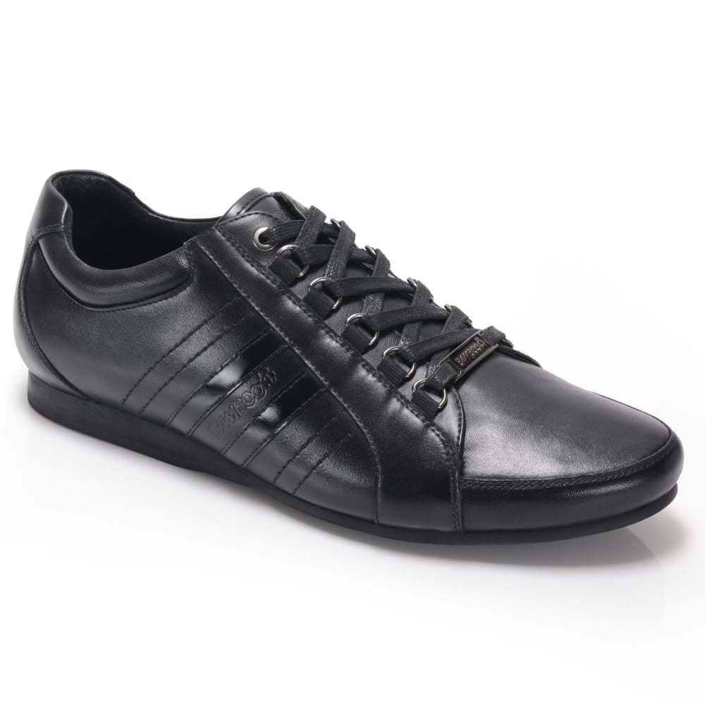 BAMBOOA BAMBOOA BAMBOOA CARDUCCI herren SMART CASUAL BACK TO SCHOOL LACE UP schuhe  - schwarz d96a53