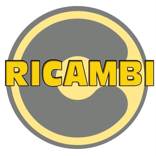 TUBO FLESSIBILE METALLO PER BIDONE ASPIRACENERE 2014  1 PZ LAVOR RICAMBI