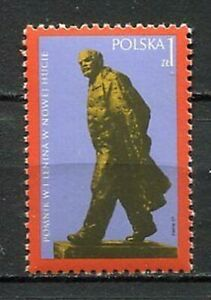 35851-Poland-1973-MNH-Unveiling-Of-Lenin-Monument-At