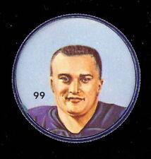 1963 CFL NALLEY'S POTATO FOOTBALL SP COIN #99 NEIL THOMAS WINNIPEG BLUE BOMBERS