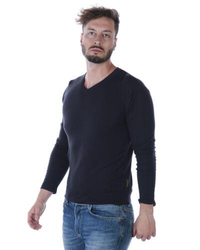 Lana Blu E5 Q6w32wc Autunno Aj Jeans Armani Uomo Maglia Inverno Sweater vq8Yn1p