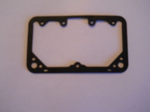 Five Pack Holley Black Non Stick Fuel Bowl Gasket