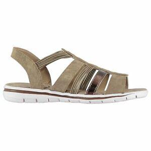 d5eac87d3db Details about Kangol Elsie Sndl Ladies Flat Sandals