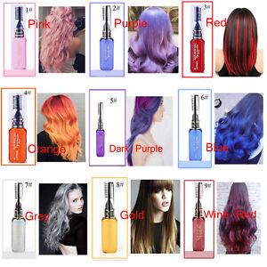 New-Fashion-Temporary-Color-Hair-Dye-Mascara-Hair-Chalk-Non-toxic-Hair-Dye-Salon