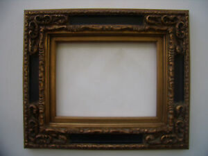 Black Gold Ornate Spanish Frame 8x10 Ebay