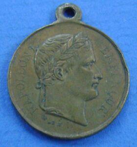 PETITE-MEDAILLE-JETON-datee-1853-TOMBEAU-DE-NAPOLEON-1er