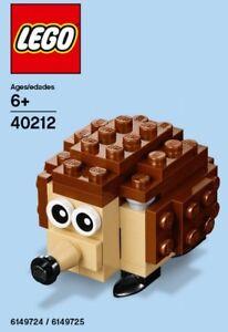 LEGO-ERIZO-mensual-Construye-40212-Polybag-BNIP