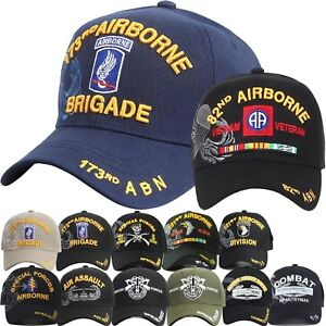 be92b60dd3f Image is loading VETERAN-Cap-US-Military-Special-Force-Airborne-Combat-