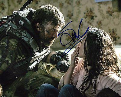 Sharlto Copley Signed Autograph 8x10 Photo Ad1 Coa Moderate Price Gfa Elysium Kruger