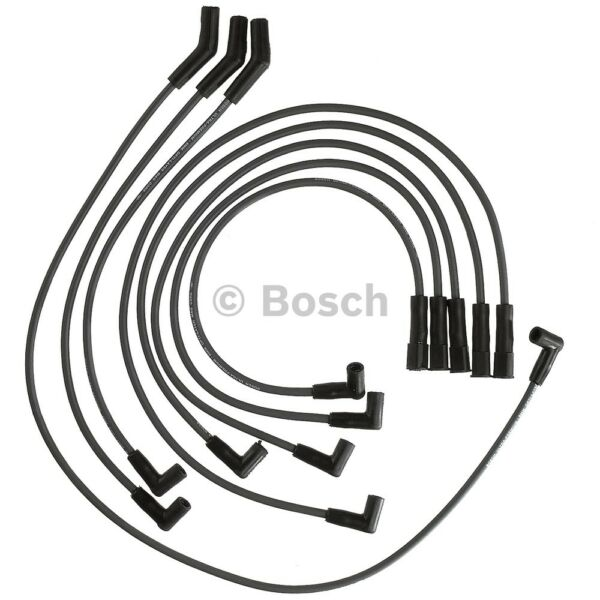 Spark Plug Wire Set Bosch 09667 For Sale Online