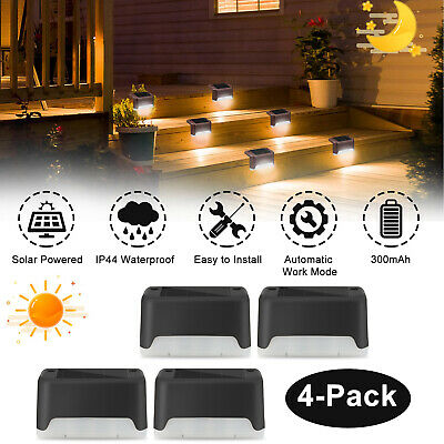 Solar Power Garden Lights LED Rose Lily Landscape Lamp For Outdoor Patio Yard US