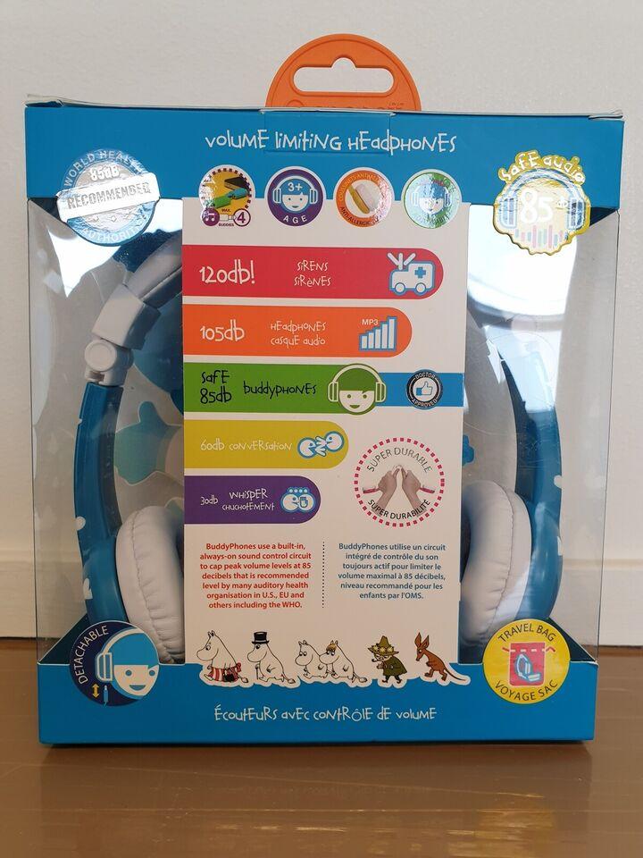 Mumitroldene høretelefoner