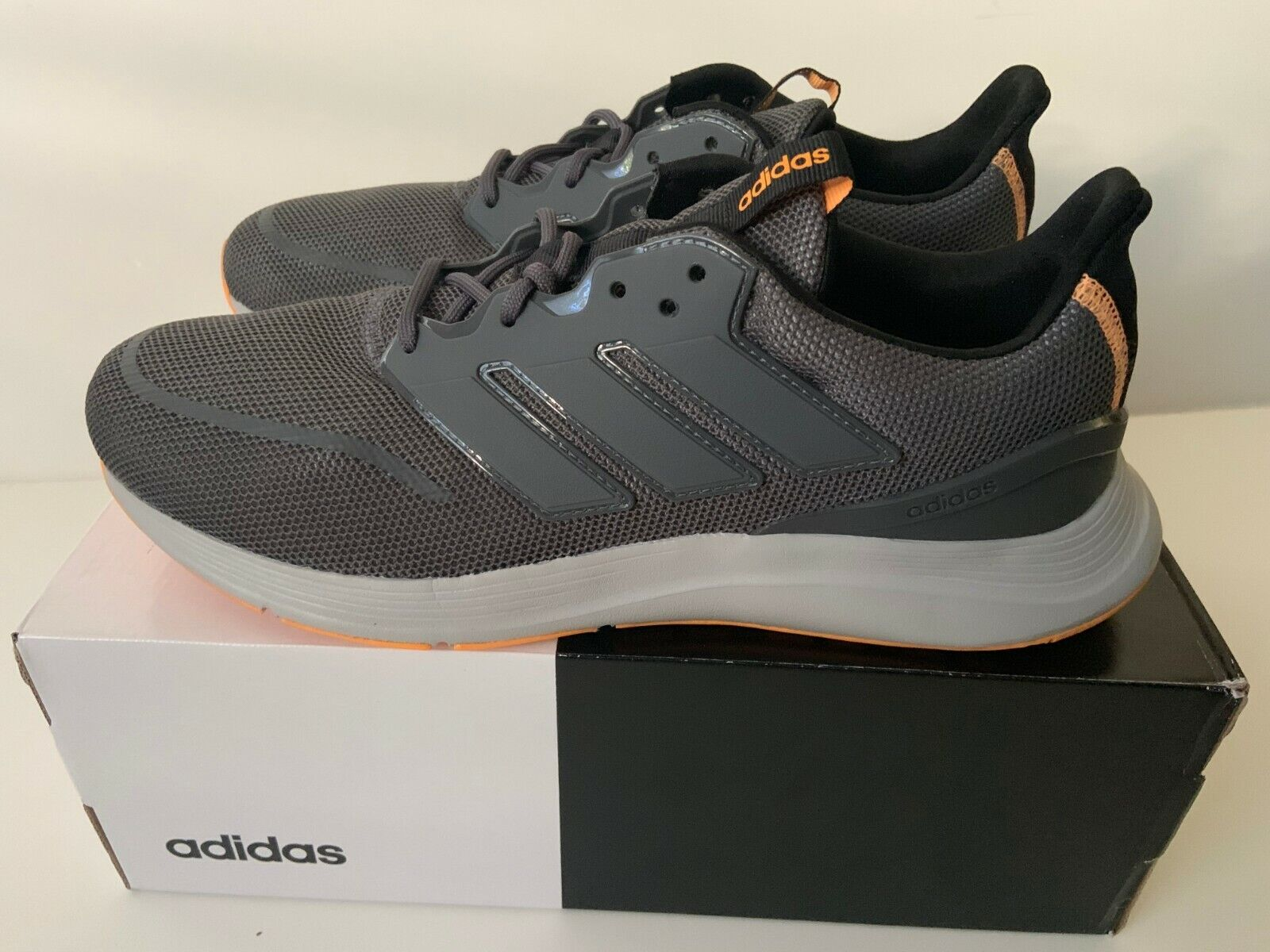 fc3e1ef94a13b Adidas Mens Size 11.5 EE9851 Energy Falcon Running shoes - New in box