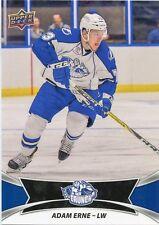 16/17 UPPER DECK AHL #90 ADAM ERNE SYRACUSE CRUNCH *31011