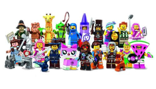 alle 20 Figuren LEGO® Minifigures 71023 The LEGO Movie™ 2  Der ganze Satz