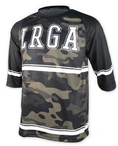 sportwear Lrga 3 style Arm Herren Loose vélo Riders sport 4 Camo Jerseys xw8qEOX
