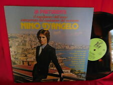 NINO D'ANGELO A parturente LP ITALY 1980 MINT- Differente copertina e traccie