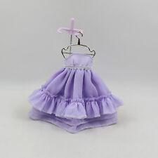 "Takara 12""Blythe Doll Original Noble Outfit -Purple PROM Dress 1 piece"