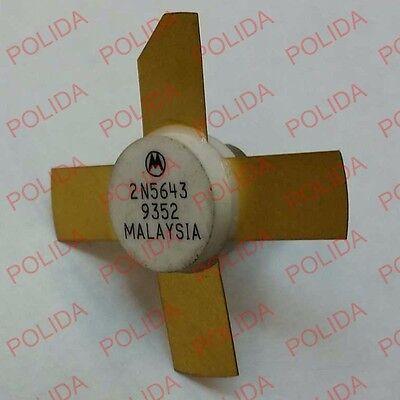 1PCS HF//VHF//UHF Transistor M//A-COM CASE 211-11 MRF422 MOTOROLA
