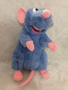 New-Disney-Ratatouille-Remy-Rat-Soft-Plush-Toy-Stuffed-Animal-kids-Toy-30cm-Gift