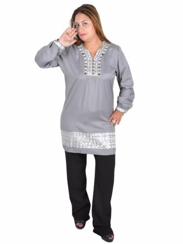 2 tlg.Set Orientalische Damen Jabador Tunika mit Hose,
